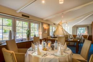 Feiern Sie in Wim's Bistro-Restaurant